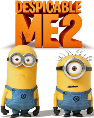 Despicable Me 2 (2013) [Ports to MA/Vudu] [iTunes 4K]