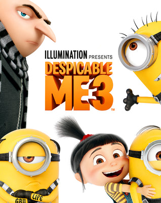 Despicable Me 3 HD (2017) [MA 4K]