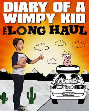 Diary Of A Wimpy Kid: The Long Haul (2017) [Ports to MA/Vudu] [iTunes HD]