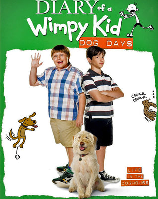 Diary of a Wimpy Kid: Dog Days (2012) [Ports to MA/Vudu] [iTunes SD]