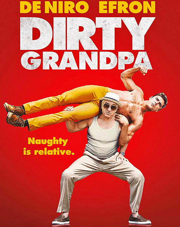 Dirty Grandpa Unrated (2016) [iTunes HD]