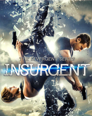 The Divergent Series: Insurgent (2015) [iTunes 4K]