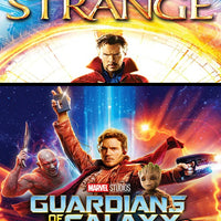 Guardians Of The Galaxy Vol. 2 And Doctor Strange Bundle (2016,2017) [Ports to MA/Vudu] [iTunes 4K]