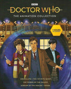 Doctor Who: Animated Collection (Seasons Bundle) (2007,2009,2016,2017) [Vudu SD]