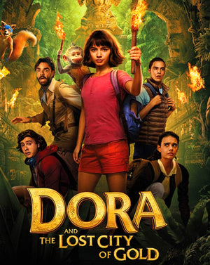 Dora And The Lost City Of Gold (2019) [iTunes 4K]