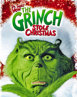 Dr. Seuss' How The Grinch Stole Christmas (2000) [MA HD]