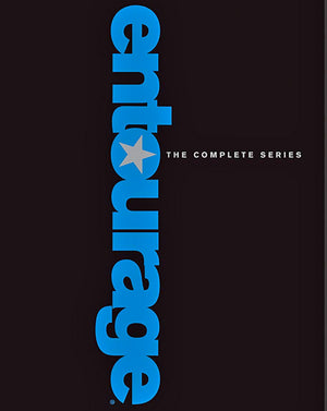 Entourage The Complete Series Seasons 1-8 (2004-2011) [iTunes HD]