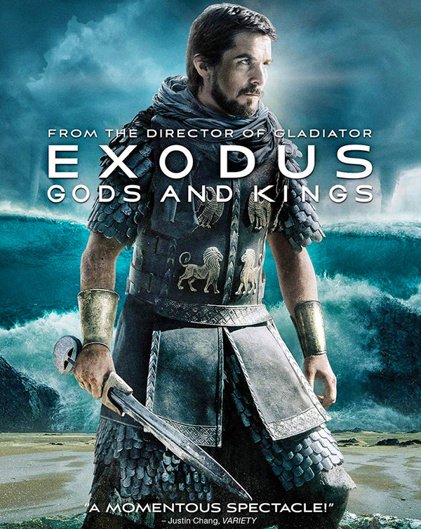 Exodus Gods And Kings (2014) [Ports to MA/Vudu] [iTunes 4K]