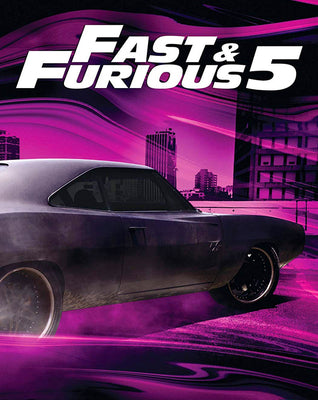 Fast Five Extended Edition (2011) [F5] [MA SD]