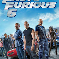 Fast & Furious 6 (2013) [F6 Extended Edition] [Vudu HD]