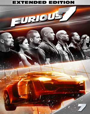 Furious 7 (2015) [F7 Extended Edition] [Ports to MA/Vudu] [iTunes 4K]
