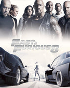 The Fate of the Furious (2017) [F8] [MA 4K]