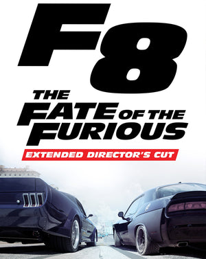 The Fate Of The Furious Extended Edition (2017) [F8] [MA 4K]