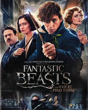 Fantastic Beasts And Where to Find Them (2016) [MA 4K]