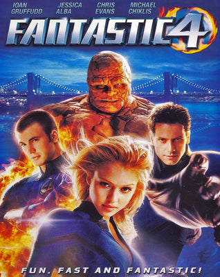 Fantastic Four (2005) [MA HD]