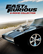 Fast & Furious 8 Movie Collection (2001-2017) [F1-F8] [MA 4K]