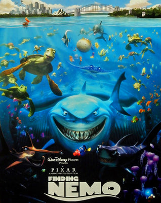 Finding Nemo (2003) [GP HD]
