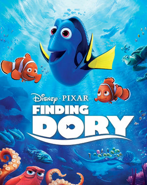 Finding Dory (2016) [GP HD]