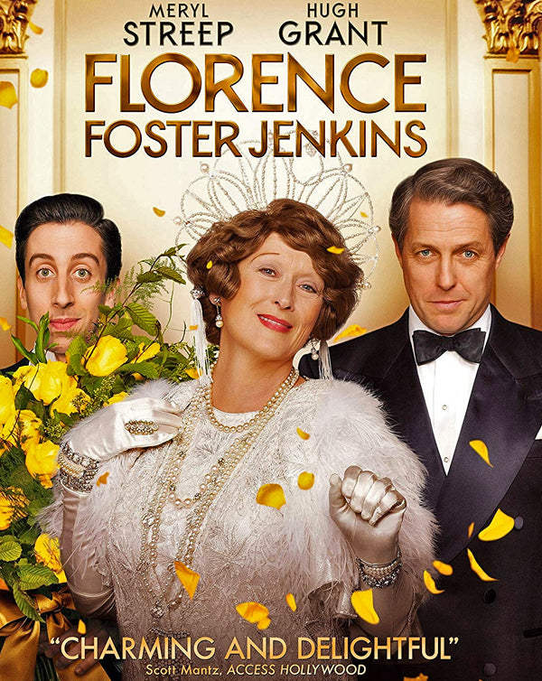 Florence Foster Jenkins (2016) [iTunes HD]