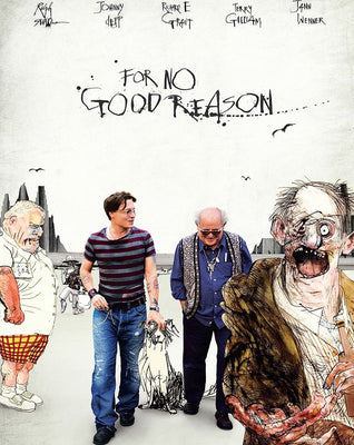 For No Good Reason (2013) [MA HD]