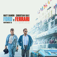 Ford v Ferrari (2019) [MA HD]