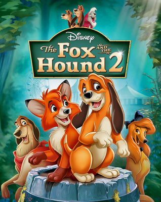 Fox And The Hound 2 (2006) [GP HD]