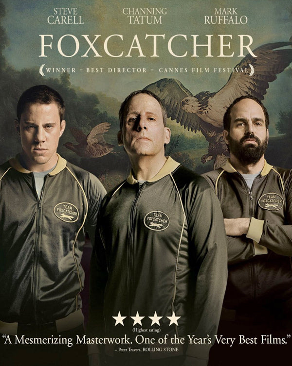 Foxcatcher (2014) [MA HD]