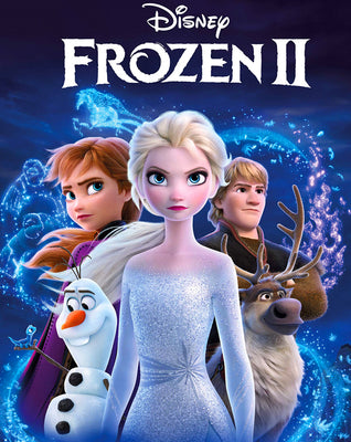 Frozen 2 (2019) [MA HD]