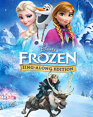 Frozen Sing-Along Edition (2014) [GP HD]