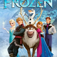 Frozen (2013) [MA HD]
