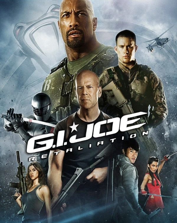 G.I. Joe: Retaliation (2013) [Vudu HD]