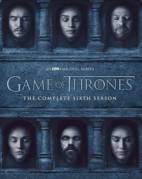 Game of Thrones Season 6 (2016) [iTunes HD]