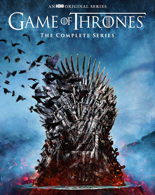 Game Of Thrones The Complete Series (Season 1-8 2011-2019) [iTunes HD]