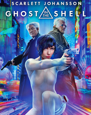 Ghost in the Shell (2017) [Vudu HD]
