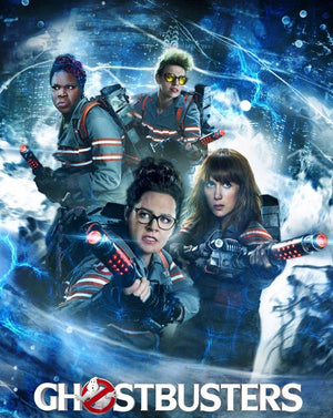Ghostbusters: Answer the Call (2016) [Theatrical & Extended Editions] [MA HD]