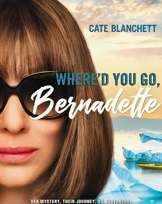 Where'd You Go, Bernadette (2019) [MA HD]