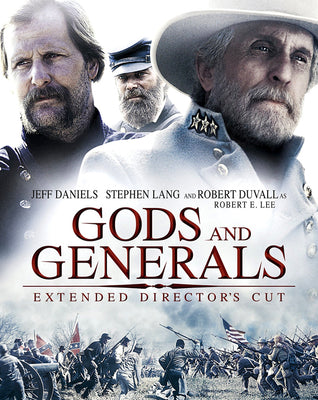 Gods And Generals - Extended Director's Cut (2003) [MA HD]