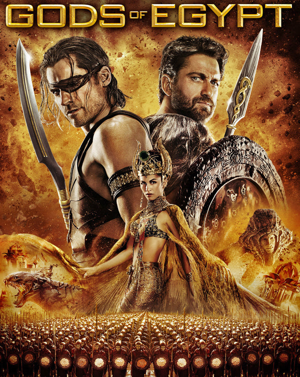 Gods of Egypt (2016) [Vudu HD]