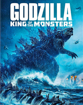 Godzilla King Of The Monsters (2019) [MA HD]