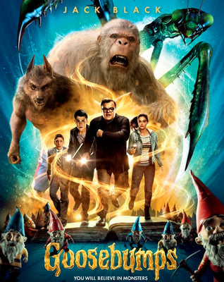 Goosebumps (2015) [MA HD]