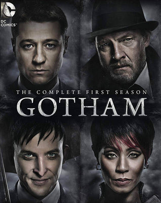 Gotham: Season 1 (2014) [Vudu HD]