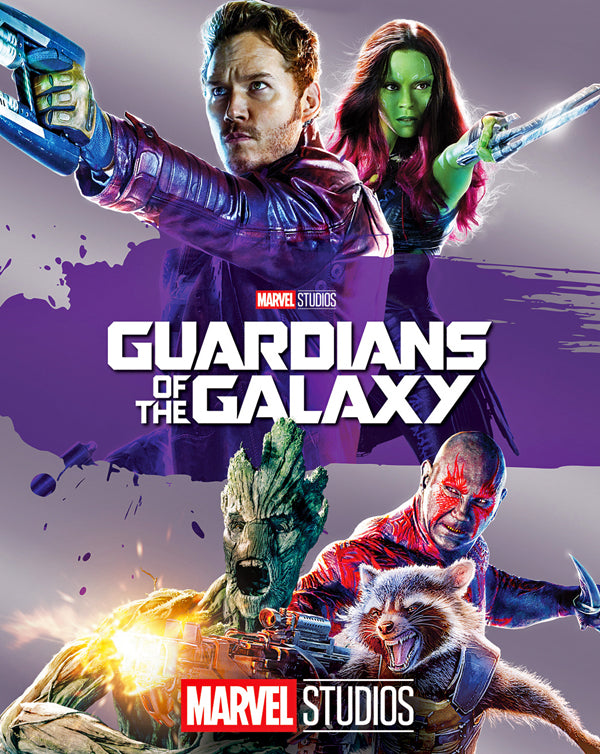 Guardians Of The Galaxy (2014) [MA HD]