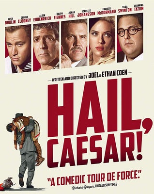 Hail, Caesar! (2016) [Ports to MA/Vudu] [iTunes HD]