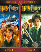 Harry Potter Double Feature: Year 1&2 (2001,2002) [MA HD]