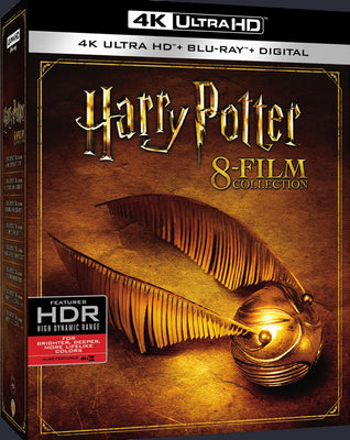 Harry Potter 8 film Collection [MA 4K]