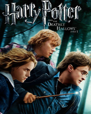 Harry Potter And The Deathly Hallows Part 1 (2010) [MA HD]