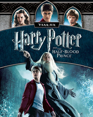 Harry Potter And The Half Blood Prince (2009) [MA HD]