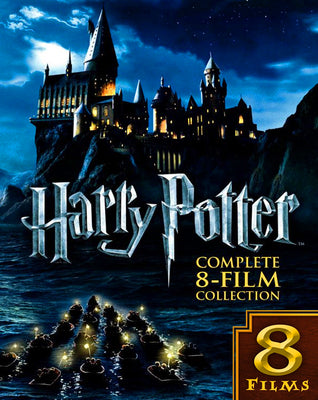 Harry Potter The Complete 10-Film Collection [MA HD]