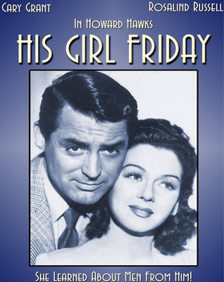 His Girl Friday (1940) [MA HD]