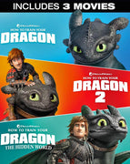 How To Train Your Dragon Trilogy (2010,2014,2019) [MA HD]